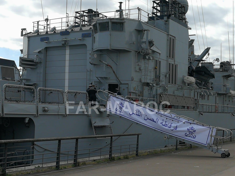 Royal Moroccan Navy Floréal Frigates / Frégates Floréal Marocaines - Page 14 33678304448_1ddb166073_o