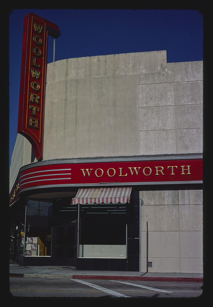 Woolworths, 3200 Lankershim Boulevard, North Hollywood, California (LOC)