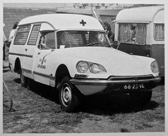 68-25-VL CITRO�N Break 20 Confort Ambulance 1972
