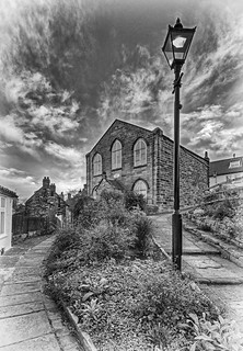 The Old Congregational Church - Robin Hoods Bay