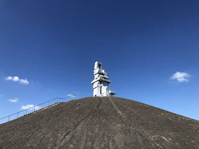Silber Himmelstreppe in Gelsenkirchen