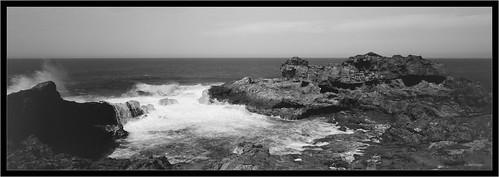 Fotoman 6x17, 90mm Super-Angulon, Atlantic, La Palma