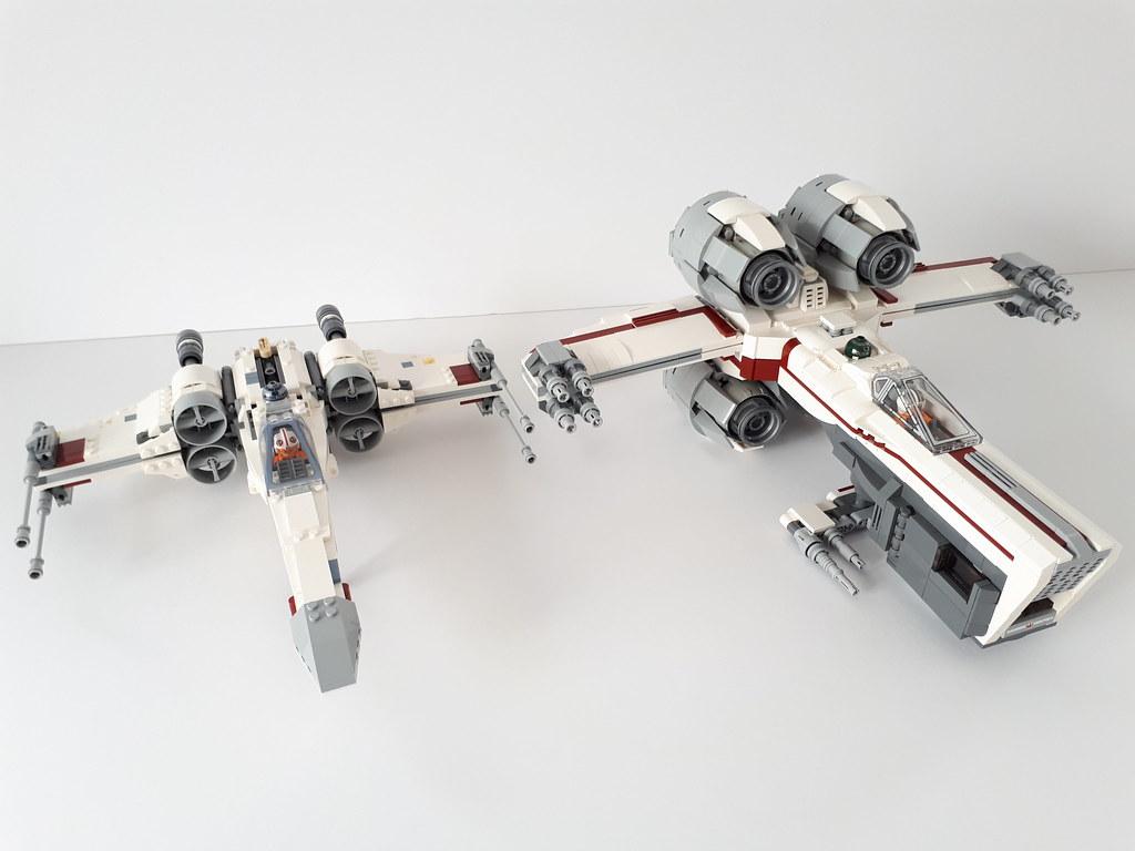 TX-18 Heavy X-Wıng Fıghter
