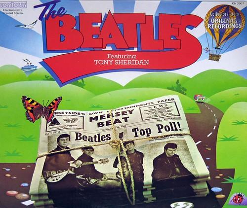 Beatles Tony Sheridan