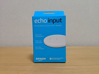 Amazon Echo Input | by BLOG of Daisuke
