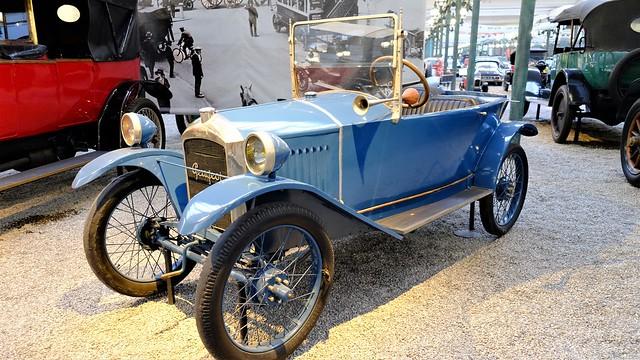 PEUGEOT TORPEDO Type 172 1923