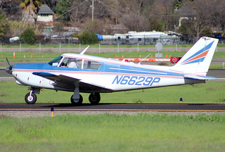N6629P Private Piper PA-24-180 Comanche