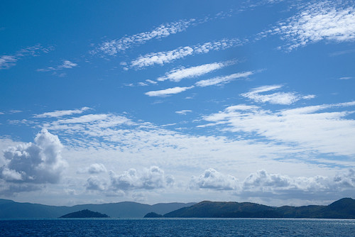 Clouds, Whitsundays | by aenigmatēs