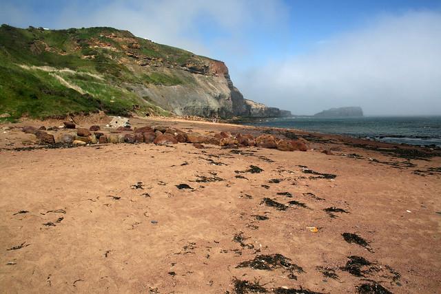 Saltwick Bay near Whitby