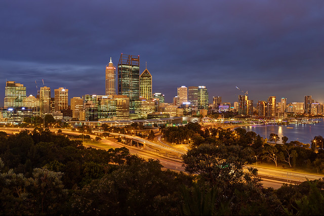 Next: Perth by Night