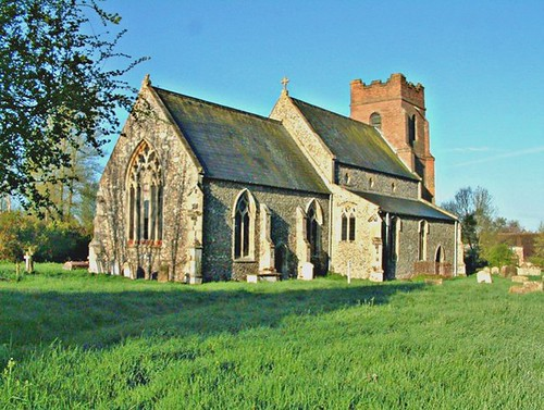 DRINKSTONE, All Saints exterior | by The National Churches Trust