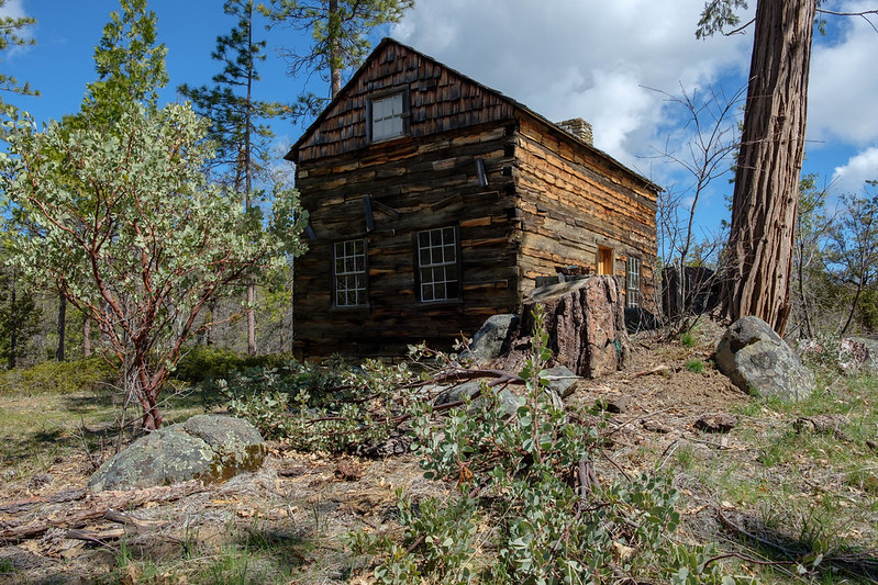 Jesse Ross Cabin