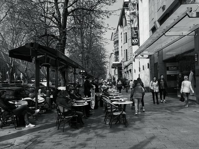café@Kö, Düsseldorf