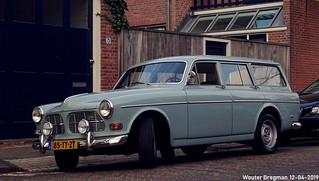 Volvo Amazon Kombi | by XBXG