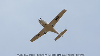 PP-AMA - Cirrus SR22-GTS