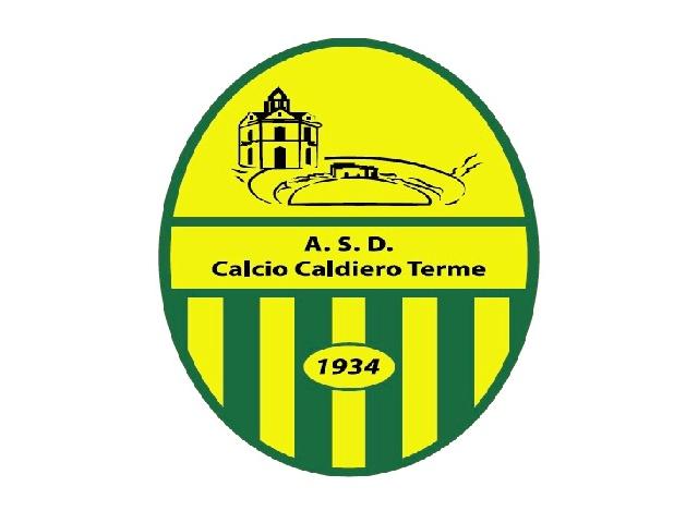 Congratulazioni all'Asd Caldiero Calcio!