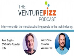 The VentureFizz Podcast Paul English Co Founder and CTO of Lola