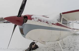 Cessna 185....