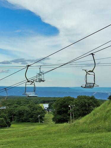 scenery scenic landscapes bedford county blue knob state park ski resort skiing overlook pa pennsylvania georgeneat patriotportraits neatroadtrips