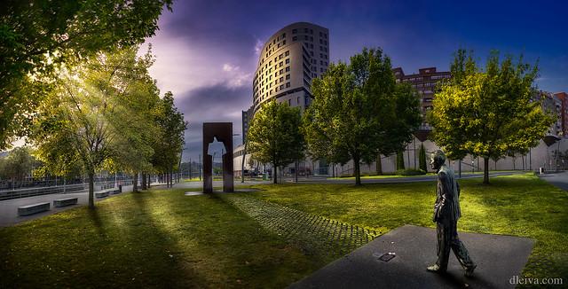 La Puerta de los Honorables, Bilbao
