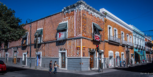 2018 - Mexico - Puebla - Typical Puebla Talavera - 1 of 2