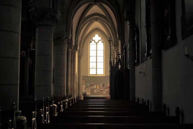 église catholique Notre-Dame de Vevey