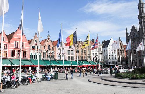 Bruges, Belgium   by Farfelue