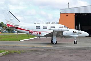 PR-CFR - Piper PA-31T1 Cheyenne I | SBBI