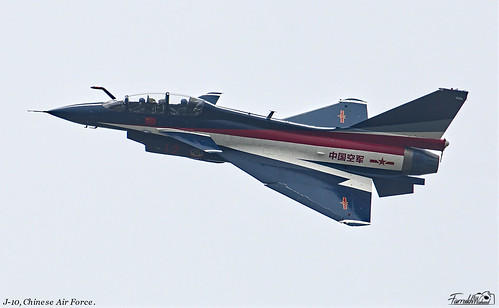J-10, Chinese Air Force