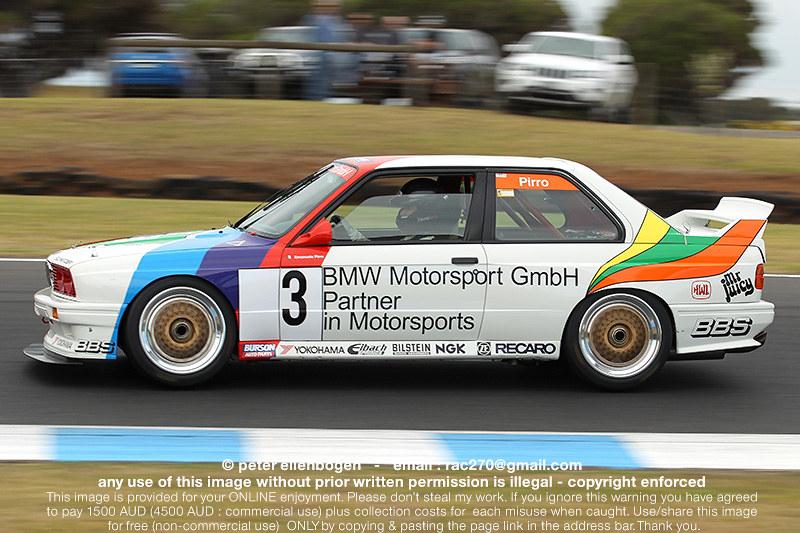 Bmw M3 Ex Bmw Motorsport Schnitzer Emanuele Pirro Ita Flickr