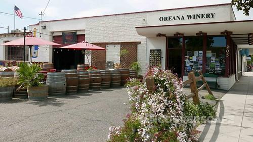 Santa Barbara Oreana Winery   by Vancouverscape.com
