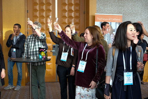 Employer Champions Toast (Convention 2019)