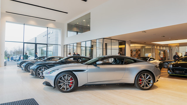 Aston Martin Hatfield