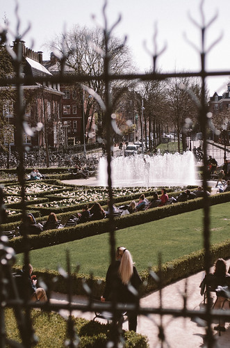 Amsterdam, Jardin des Tulipes | by Amsterdamming