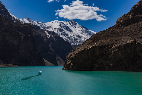Shimmering Lake | by Mansoor Bashir