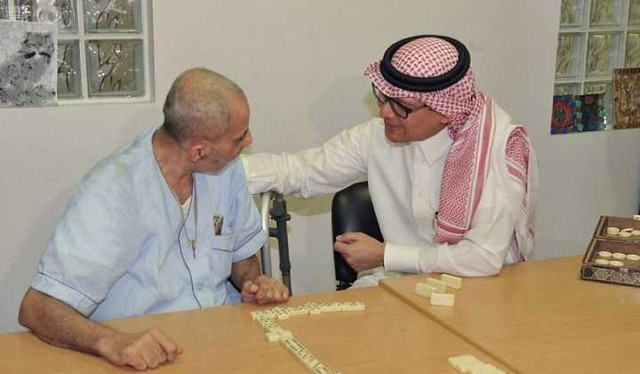5071 Forgotten patients at Saudi Hospitals - family don't want their return