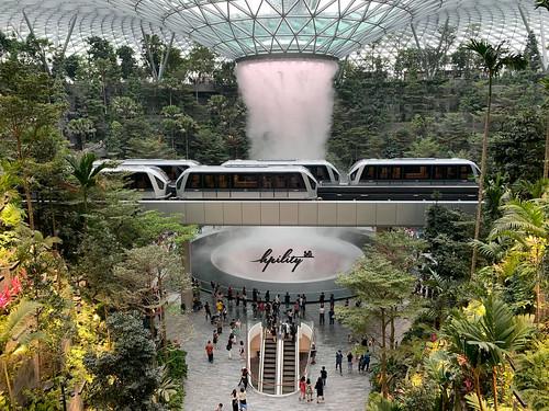 jewel changi singapore | by placesandfoods.com