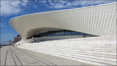 Museu de Arte, Arquitetura e Tecnologia | by Bert Kaufmann