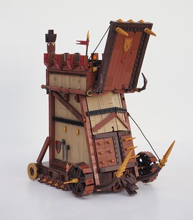 Siege Engine   by W. Navarre