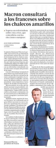 19b04 Macron estudia un posible referéndum institucional | by jpquino