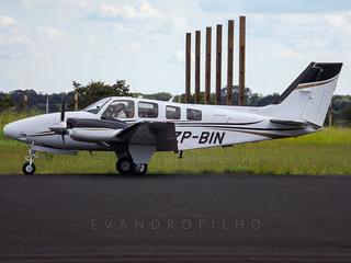 ZP-BIN - Beechcraft Baron G58