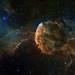IC 443 HUBBLE