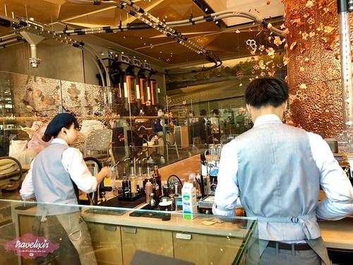 Starbucks Reserve Roastery   by Christabelle‧迴紋針