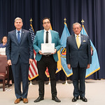 Fri, 03/29/2019 - 14:22 - On Friday, March 29, 2019, the William J. Perry Center for Hemispheric Defense Studies hosted a graduation ceremony for two courses: 'Strategic Implications of Human Rights and Rule of Law' and 'Combating Transnational Threat Networks.' Students from all over the Americas attended the courses from March 18-29, 2019. The graduation ceremony and reception took place in Lincoln Hall at the National Defense University's North Campus at Fort McNair in Washington, DC.