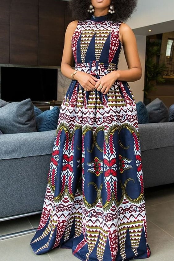 African Woman Dresses For This Season