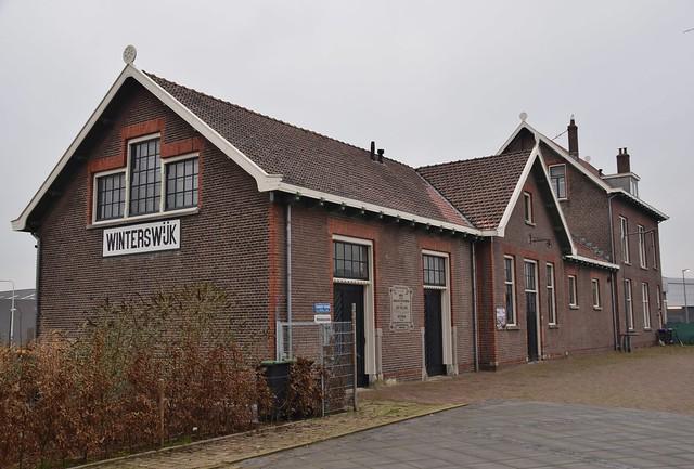 Station Winterswijk GOLS
