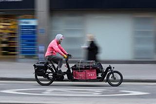 Speedy city delivery