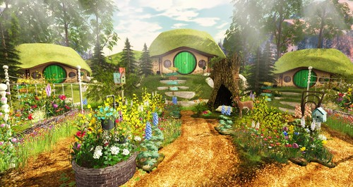 Hobbit wonderland ♥ | by Kumomi