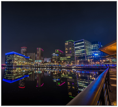 Media City, Salford Quays | by MuddyBoots.