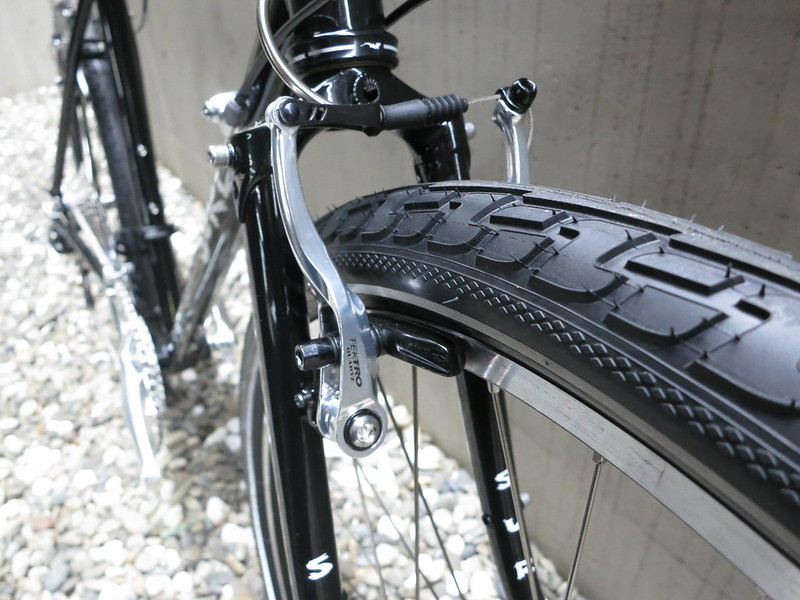 SURLY Long Haul Trucker Brooks Brake